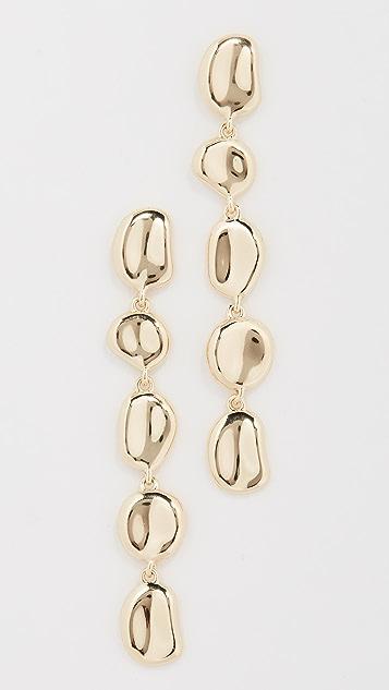 Shashi Armor Earrings