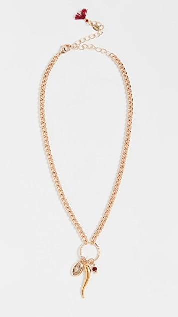Shashi Rebel Necklace