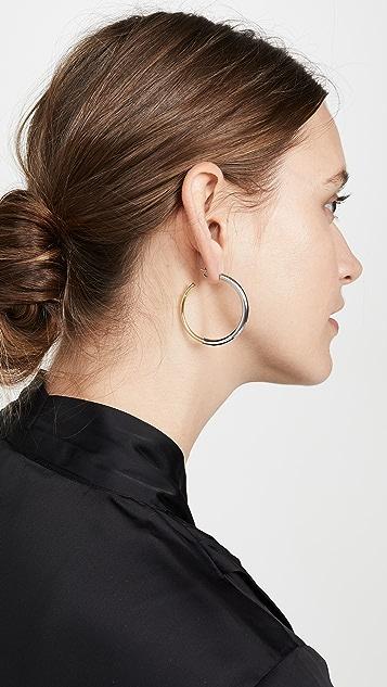 SHASHI Remix 圈式耳环