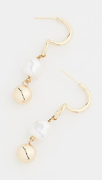 Shashi Finesse Earrings