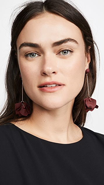 Shashi Petunia Earrings