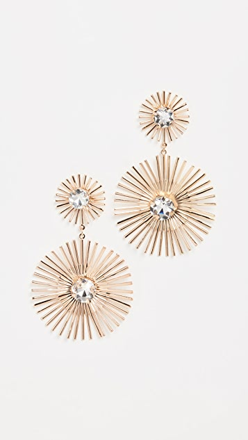 Shashi Gatsby Earrings