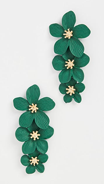 Shashi Botanique Earrings