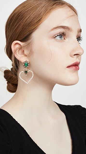 Shashi Trésor Earrings