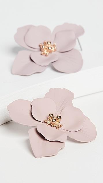 Shashi Violetta 耳环
