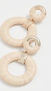 SHASHI Capri 耳环
