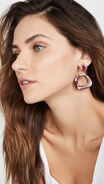 Shashi Metropolitan 耳环