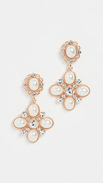 Shashi Louvre 耳环
