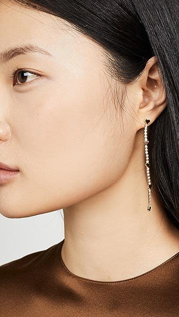 Shashi Je T'aime Earrings