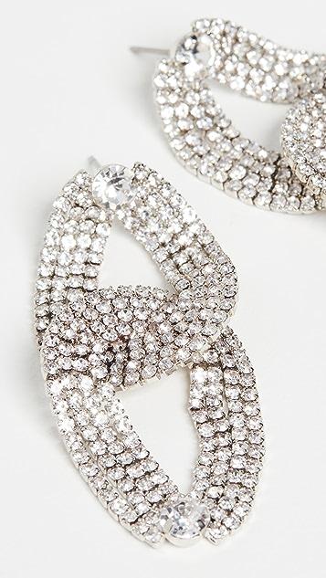 SHASHI Discotheque Earrings