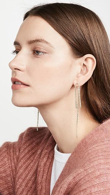Shashi Vroom 耳环