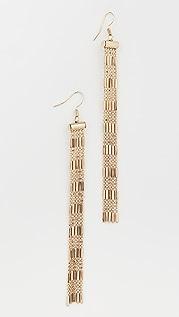 SHASHI Petra Earrings