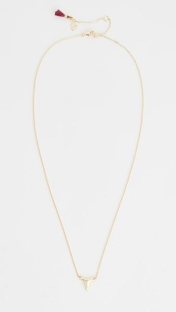 Shashi Jaws Necklace