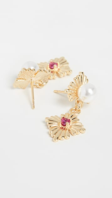 SHASHI Burlesque 耳环