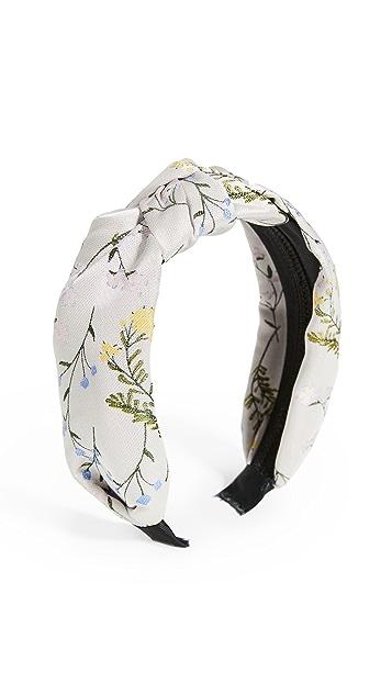 Shashi Floral Headband