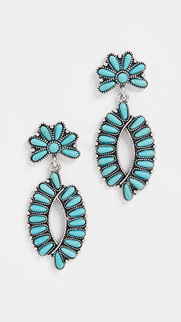 Shashi Apachie Earrings