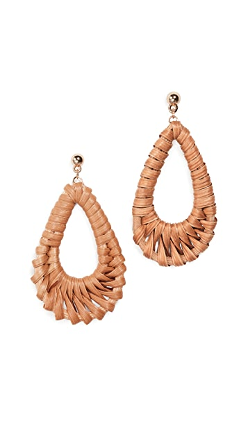 Shashi Marbella Earrings