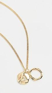 SHASHI Ford Necklace