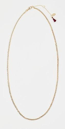 SHASHI - Gemini Necklace