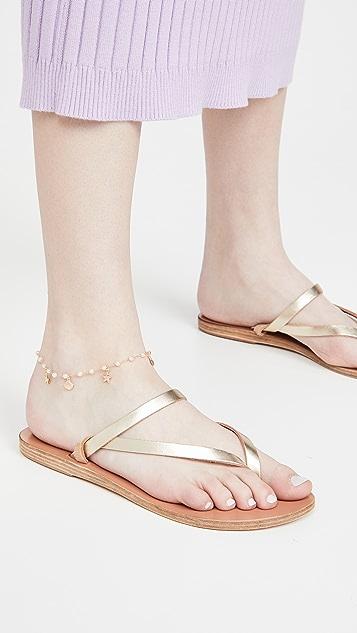 SHASHI Under The Sea Anklet