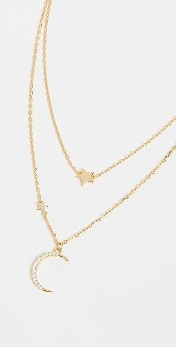 SHASHI - Eclipse Necklace