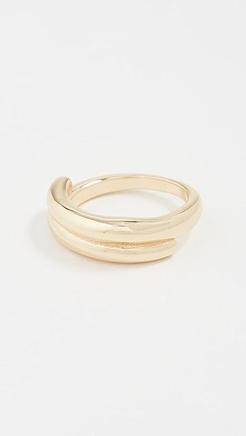 SHASHI Golden Hour Ring