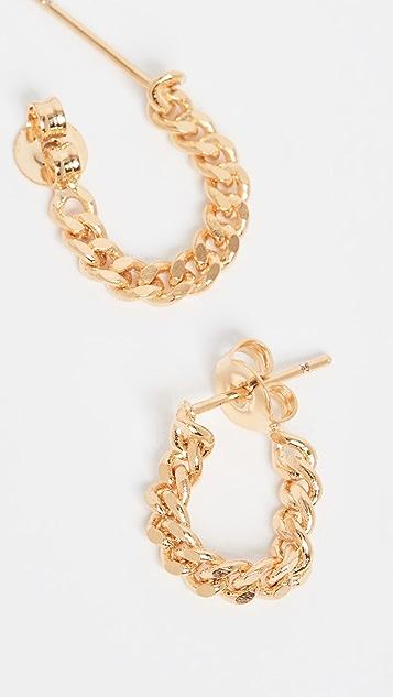 SHASHI Saint Earrings