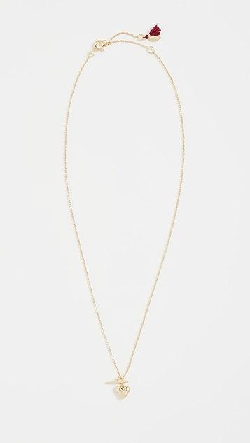 SHASHI Mon Cherie Necklace