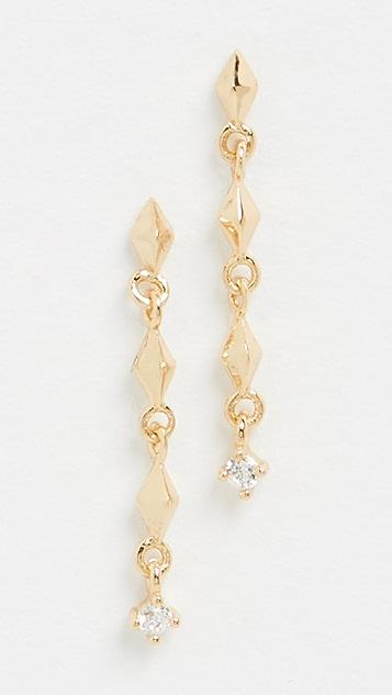 SHASHI Mercy Drop Earrings