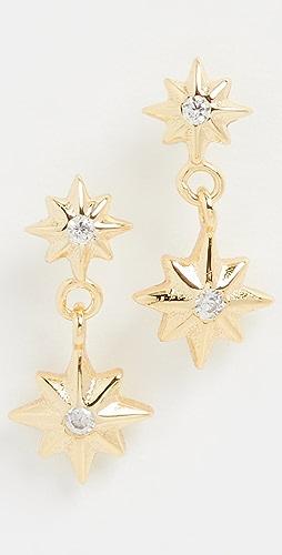 SHASHI - Aiko Star Earrings