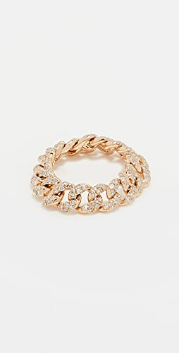 SHAY - 18k Gold Essential Link Ring