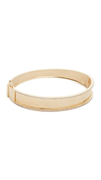 Shay Essential Name Plate Bangle