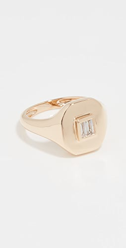 SHAY - 18k Essential Diamond Pinky Ring