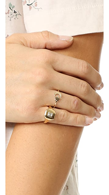 Shay Essential Diamond Pinky Ring