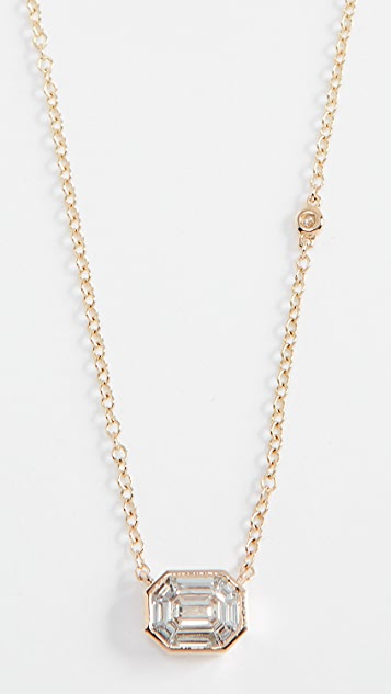 Shay Illusion Charm Necklace