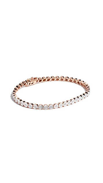 Shay 18k Diamond Station Bracelet