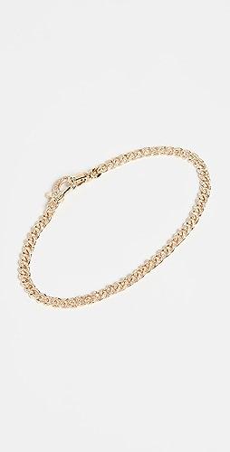 SHAY - Baby Pave Link Bracelet
