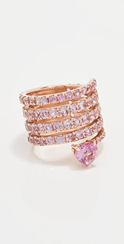 SHAY - 18k Spiral Pinky Ring
