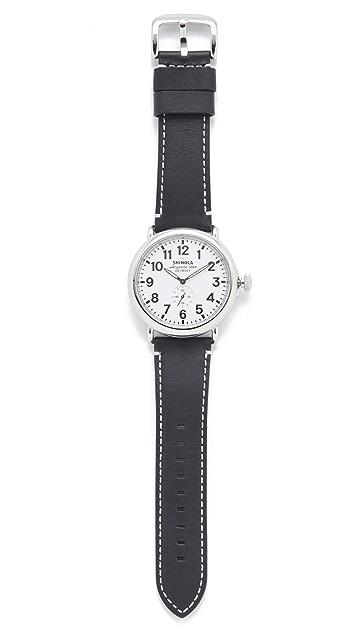 Shinola The Runwell 47mm Watch