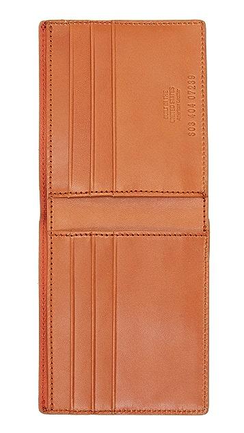 Shinola Classic Bifold Wallet