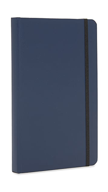 Shinola Medium Ruled Hardcover Journal