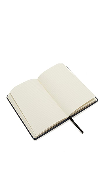 Shinola Medium Ruled Hardcover Journal