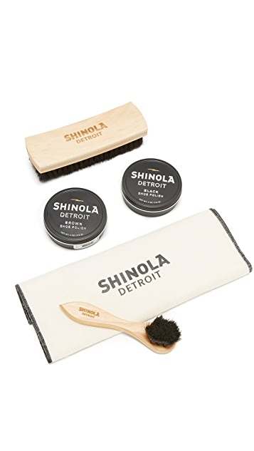 Shinola Shoe Shine Kit