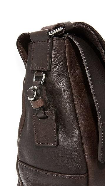 Shinola The East West Messenger Bag