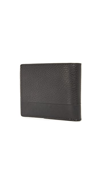 Shinola The Bolt Bifold Wallet