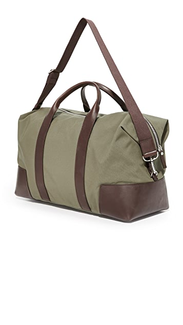 Shinola The Large Nylon Carryall