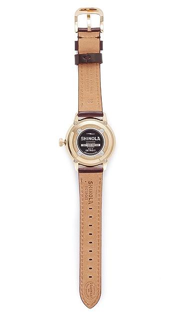 Shinola The Bedrock 42mm Watch