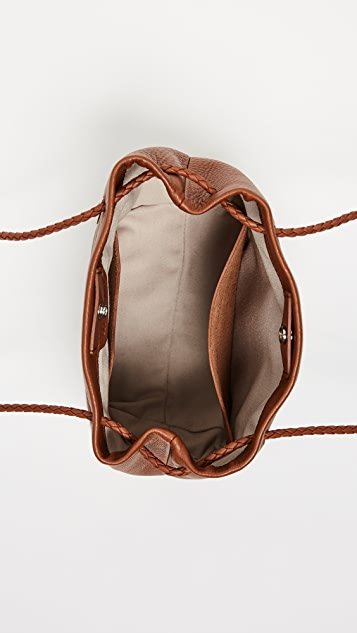 Shinola Mini Drawstring Cross Body Bag