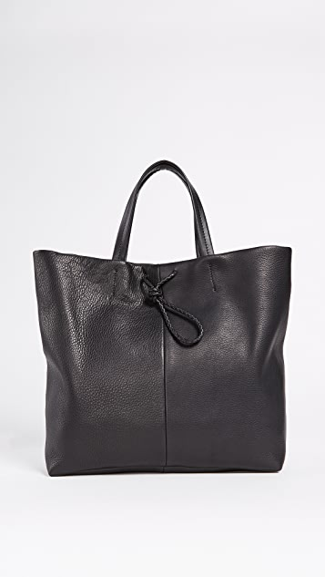 Shinola Square Shopper Tote