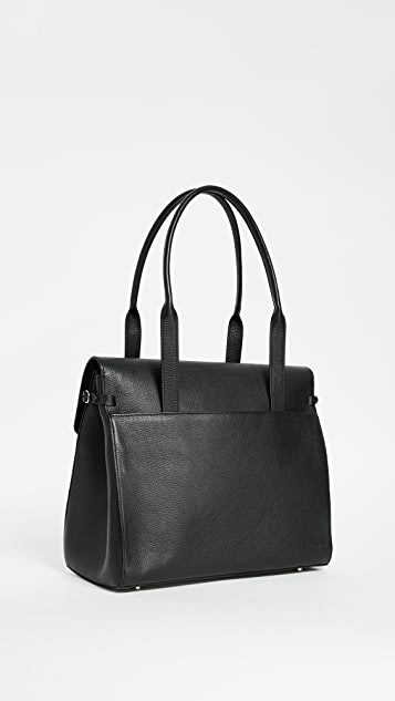 Shinola Soft Satchel